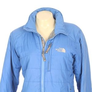 The North Face Primaloft Blue Coat Puffer Jacket